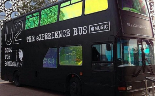 The Experience Bus