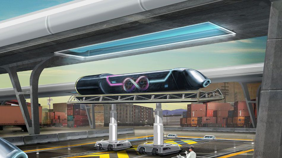 Hyperloop – транспорт будущего
