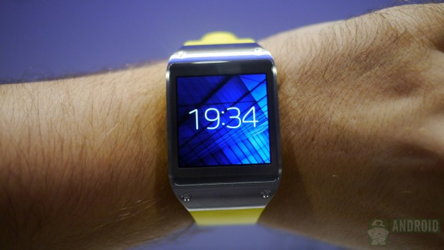 Samsung Galaxy Gear / Android Authority