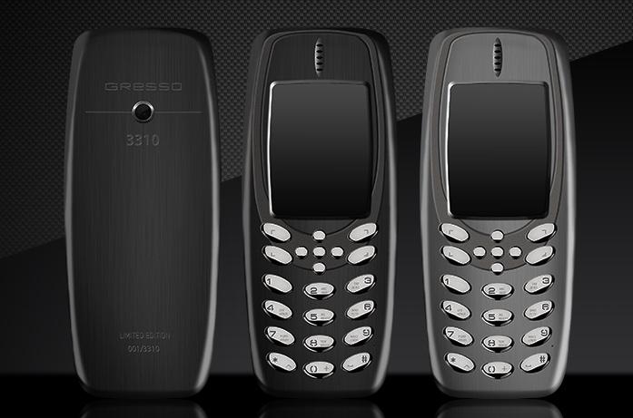 Nokia 3310 Gresso