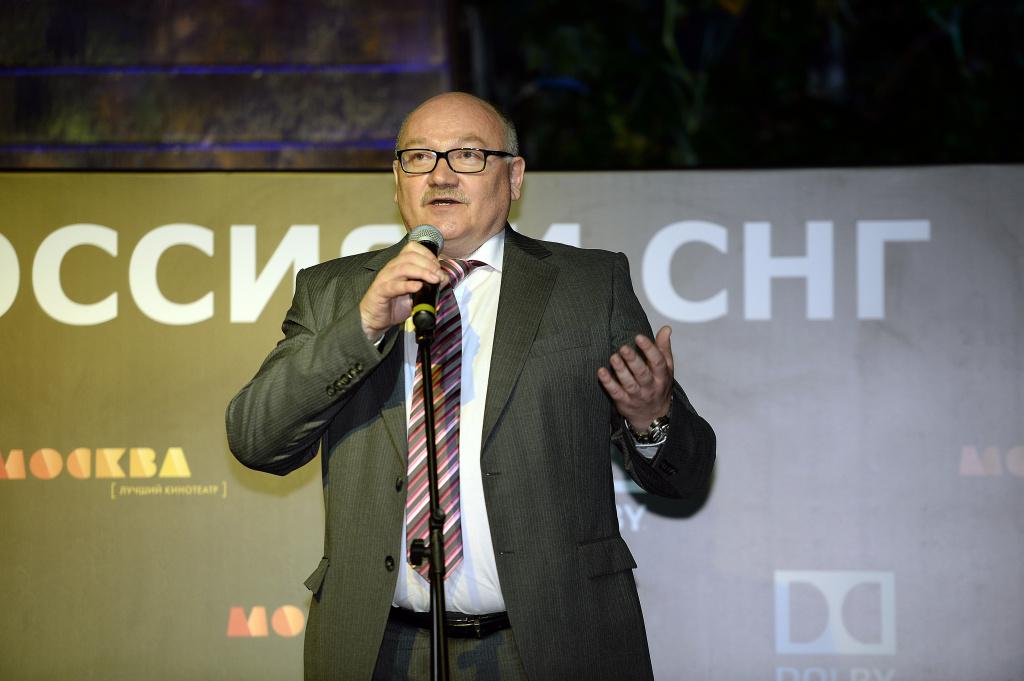Генеральный директор Dolby в России и СНГ Алексей Угринович