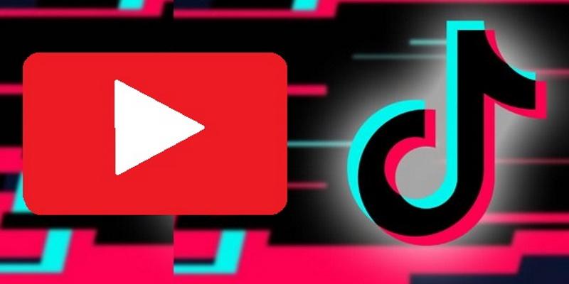 TikTok и YouTube