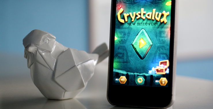 crystalux new discover