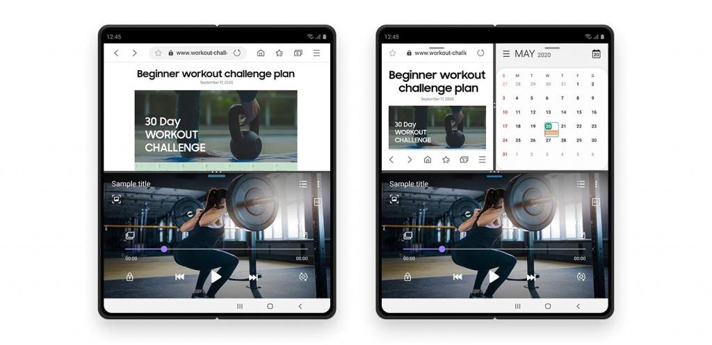 One UI 3.0 для Samsung Galaxy