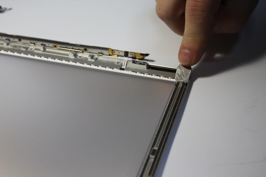 Как заменить дисплей macbook pro