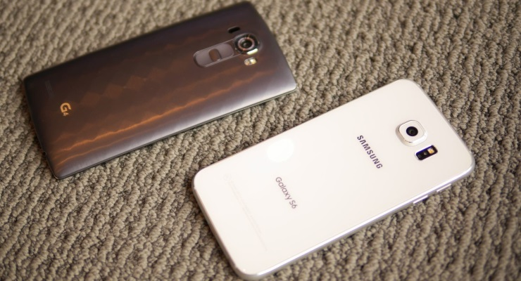 5 параметров, по которым LG G4 превосходит новые флагманы Samsung