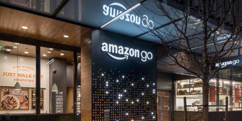 Как работает Amazon Go — магазин, где нет кассиров и очередей