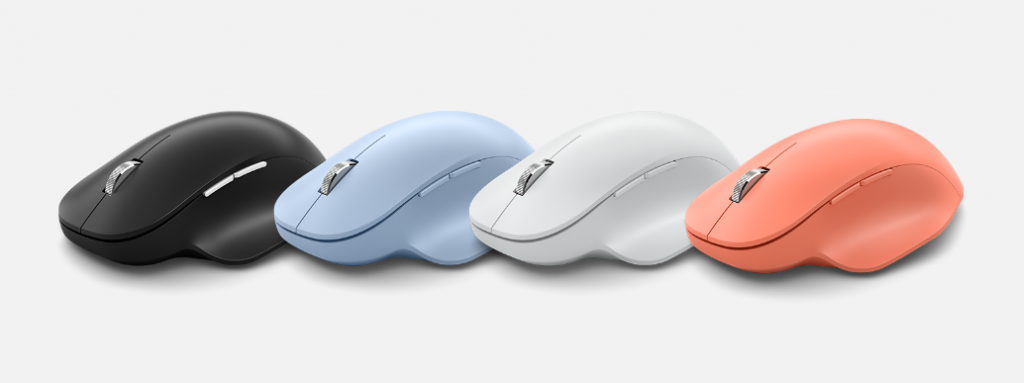 Microsoft Bluetooth Ergonomic Mouse