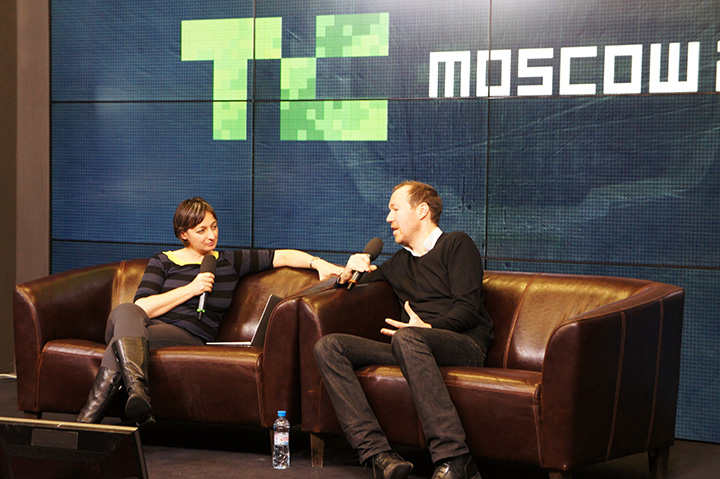 iGuides.ru на TechCrunch Moscow 2013