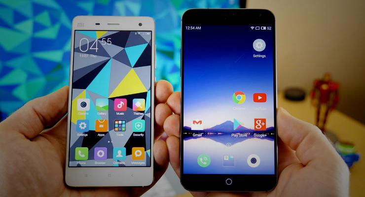 Xiaomi или Meizu — чей флагман будет лучшим?