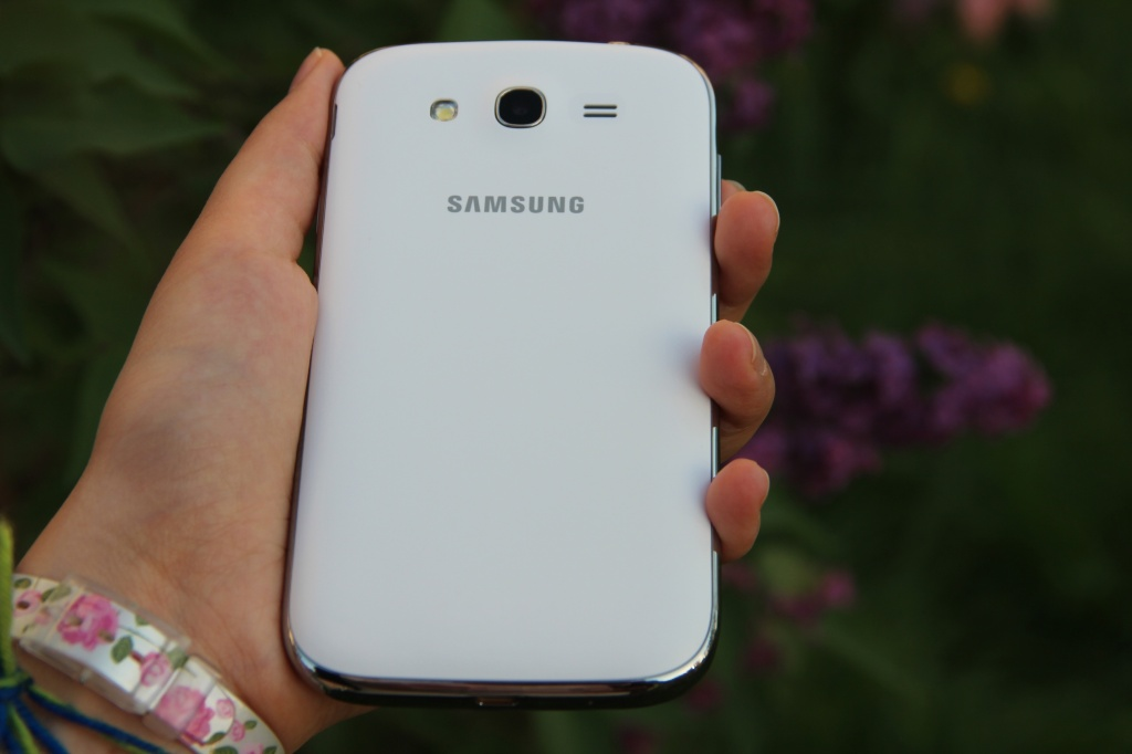 Обзор Samsung Galaxy Grand Neo