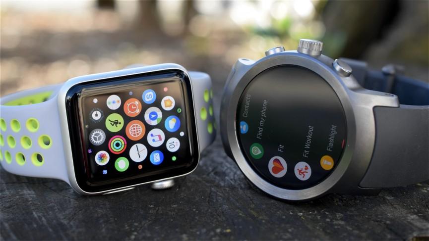 Умные часы для iPhone