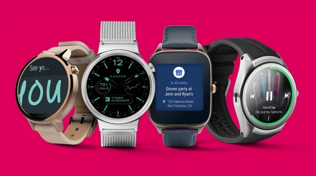 Google представил андроид Wear 2.0 иновые умные часы отLG
