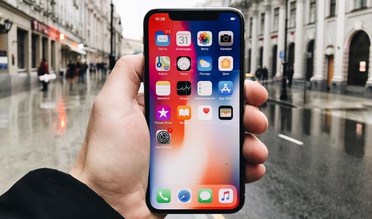 iphone x функции
