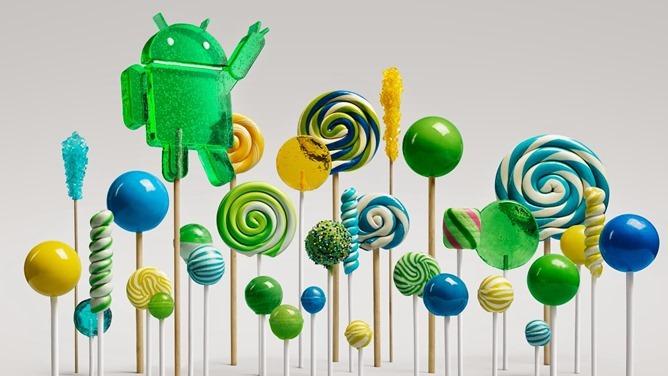 10 главных нововведений в Android 5.0 Lollipop