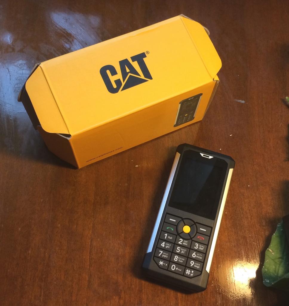 телефон cat b100 инструкция