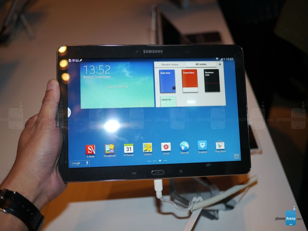 Samsung Galaxy Note 10.1 2014 Edition / Phone Arena