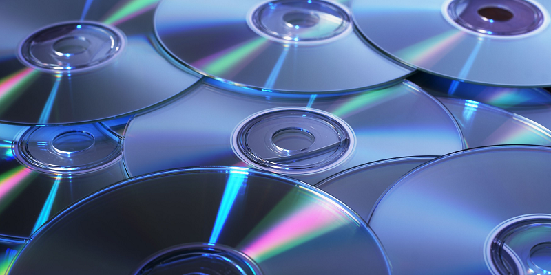 The Chinese have learned to store information from 28,000 DVDs on one optical disc