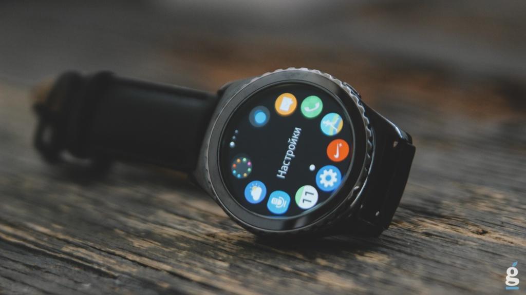 Обзор Samsung Gear S2 — лучший компаньон для Galaxy S7