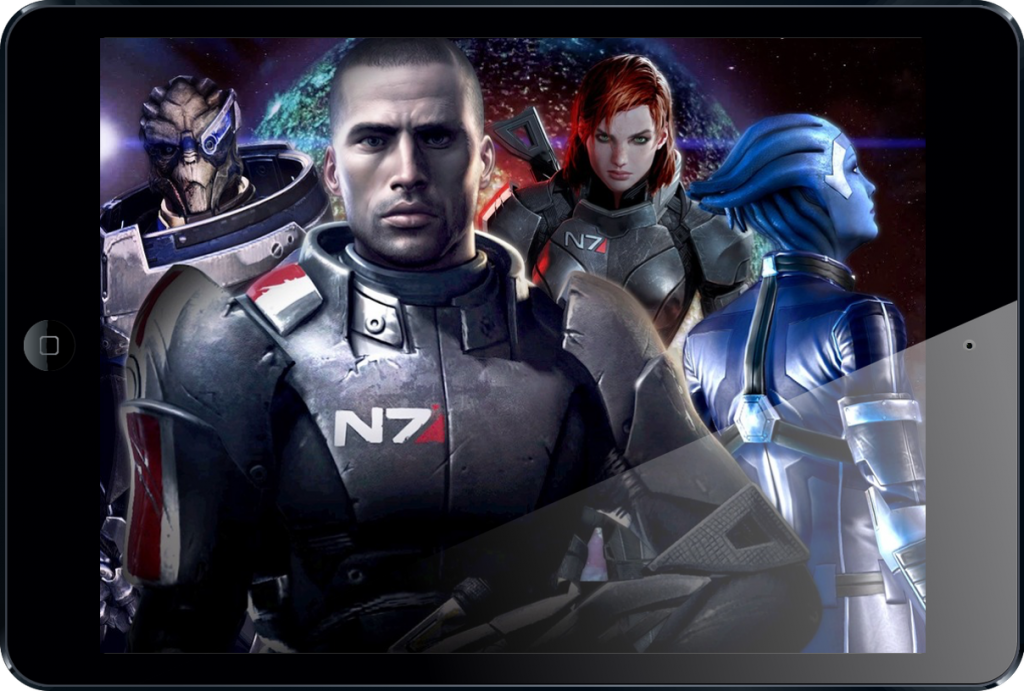 Mass Effect iPad
