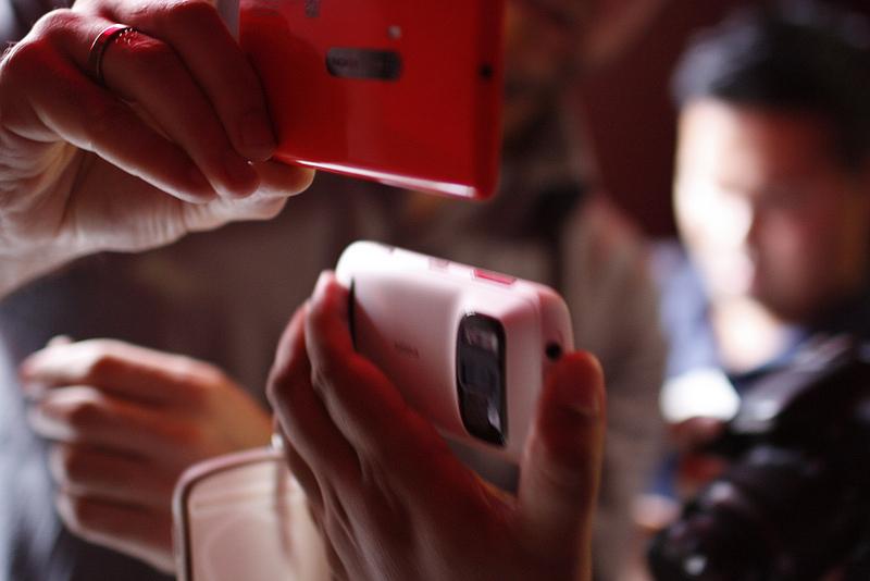 Nokia мобильная фотография