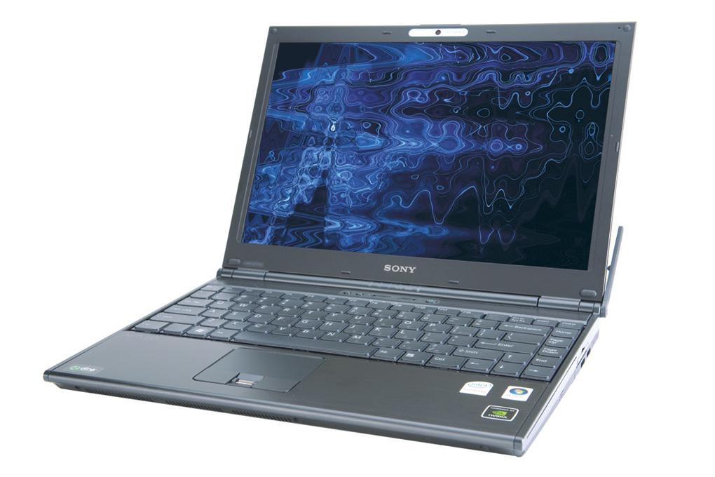 Ноутбук Sony Vaio Vgn Fz21zr: Мощный С Приводом Blu Ray