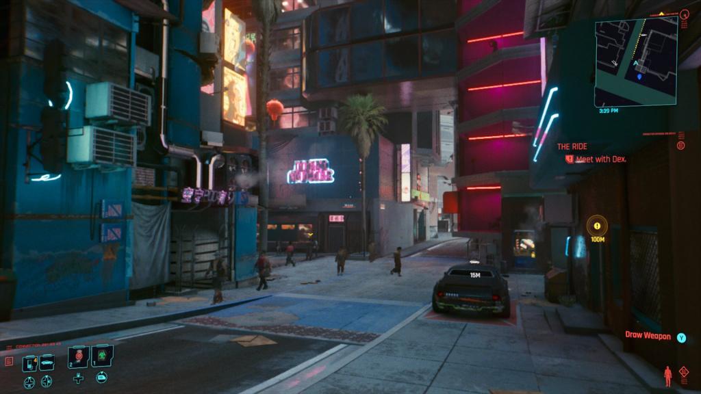 Cyberpunk 2077 на Xbox One