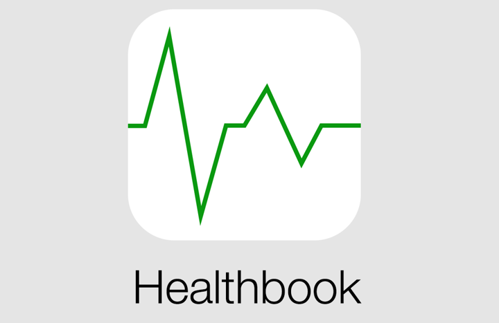 Концепт Healthbook