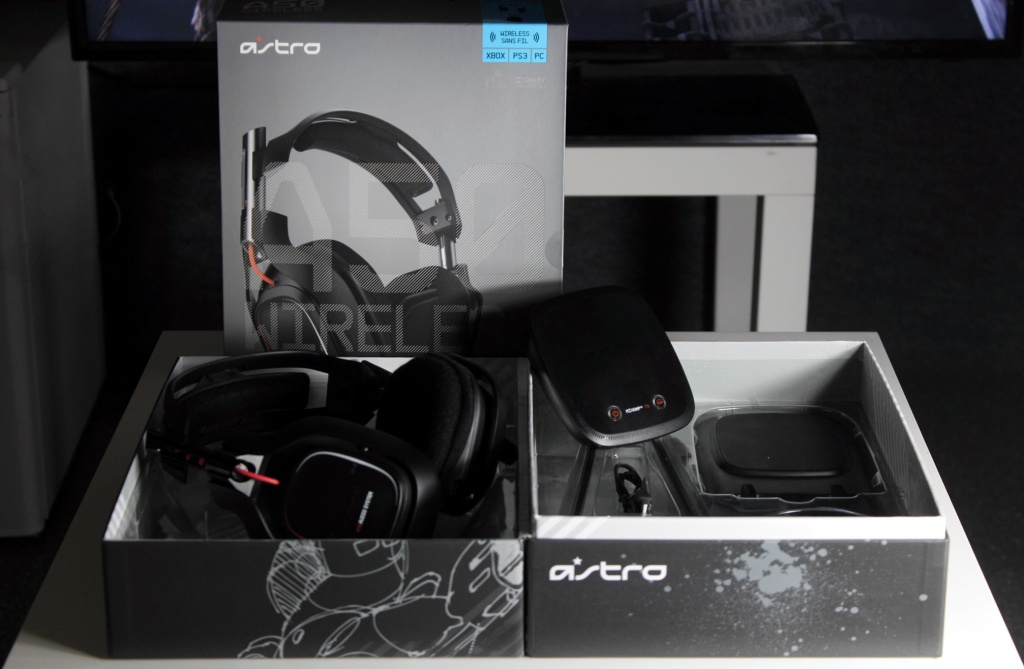 Обзор Astro Gaming A50 Wireless