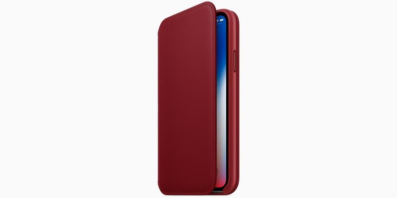 Apple представила iPhone 8 и iPhone 8 Plus красного цвета. Наконец-то с черной передней панелью