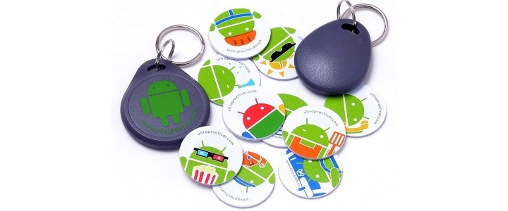 TagsForDroid NFC Tags