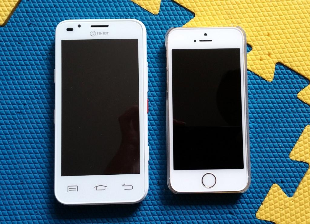 L301 в компании с iPhone 5S
