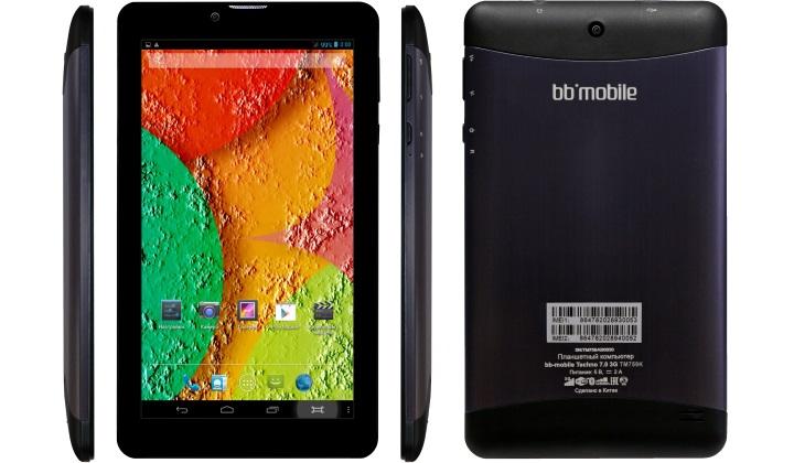 bb mobile Techno 7.0 3G Kalash