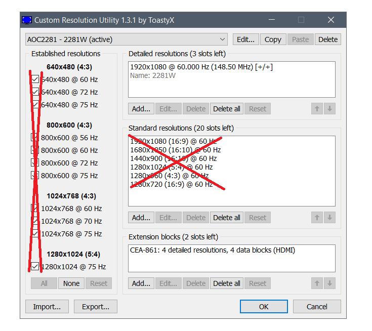 Программа для разгона матрицы монитора