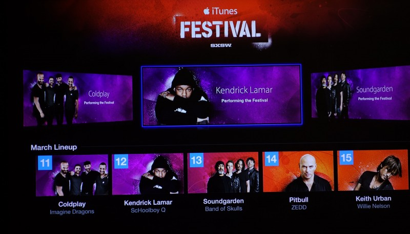 iTunes Festival Channel