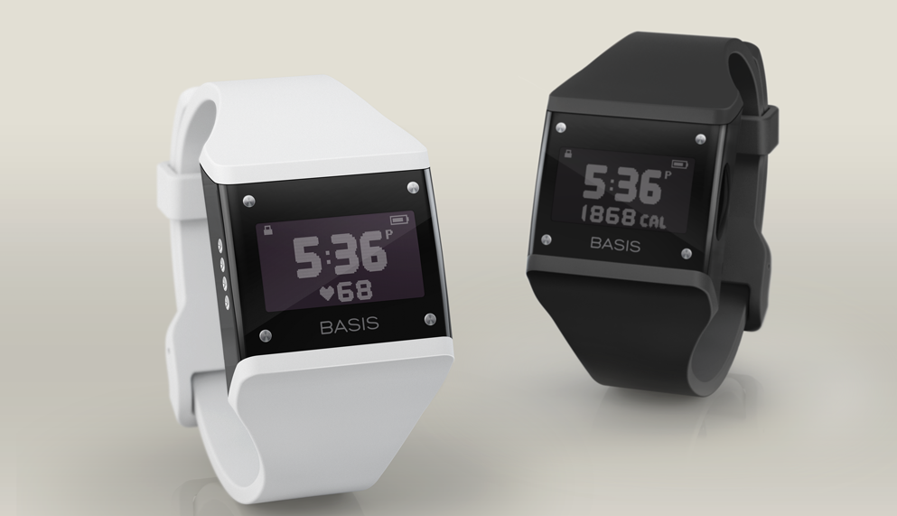 Basis Health Tracker Watch