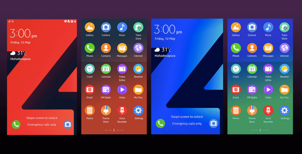Мобильные телефоны наTizen будут реализовываться вовсём мире— Самсунг