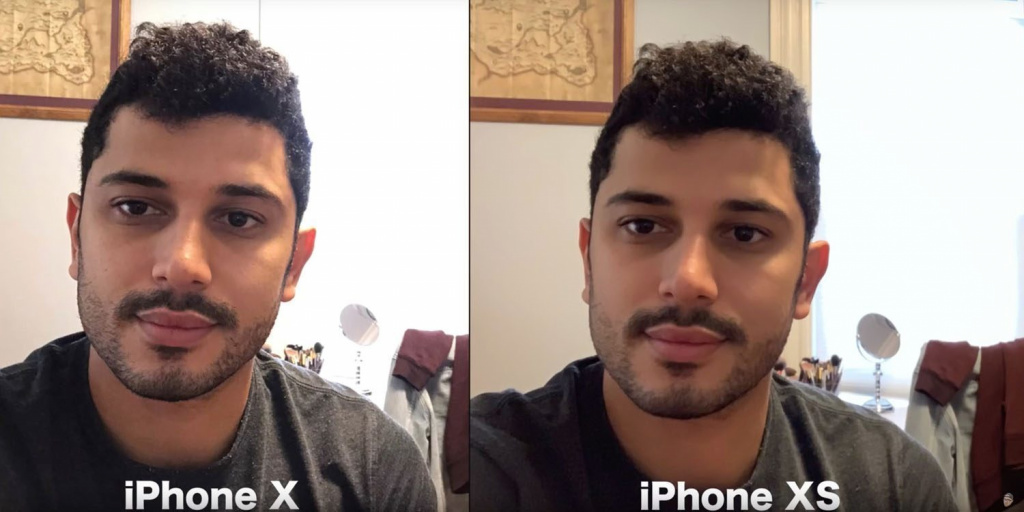 iPhone X vs iPhone XS