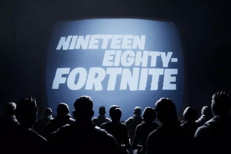 Nineteen Eighty-Fortnite