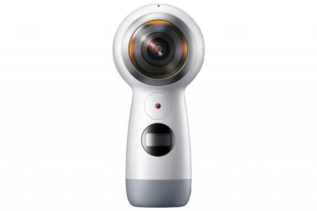 Самсунг представила новейшую панорамную камеру Gear 360