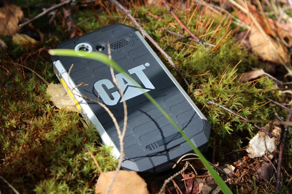 Обзор CAT B15Q — смартфон канадского дровосека