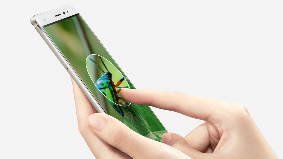 Huawei Mate S с поддержкой Force Touch