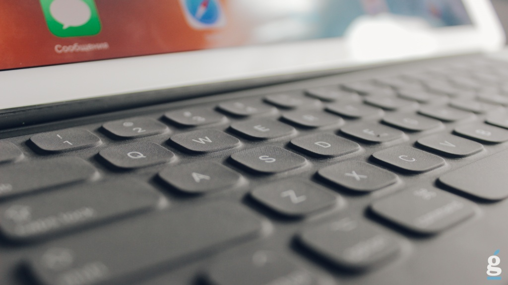 Обзор Apple Smart Keyboard для iPad Pro