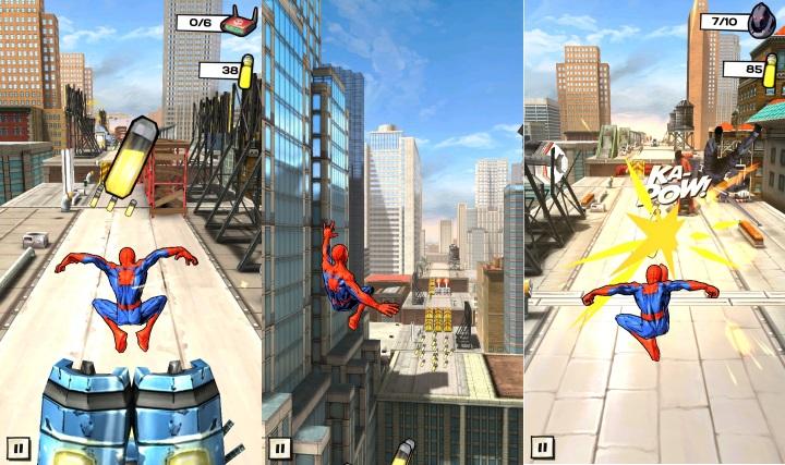 игра совершенный человек паук на андроид скачать бесплатно - фото 7