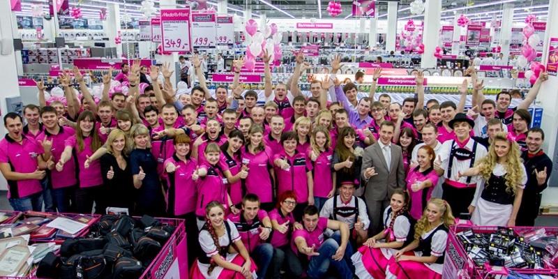 MediaMarkt уходит из России и продает магазины М.Видео и Эльдорадо
