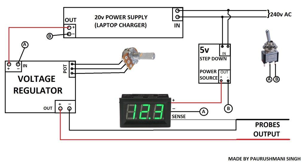 Как сделать регулятор тока для зарядного устройства фото 229