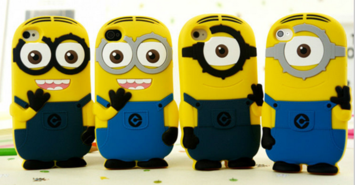 Despicable Me Minion Case