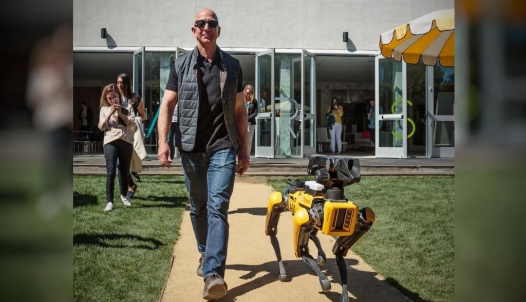 Amazon работает над созданием домашнего робота