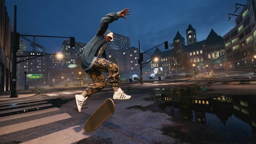 Tony Hawk's Pro-Skater 1 & 2