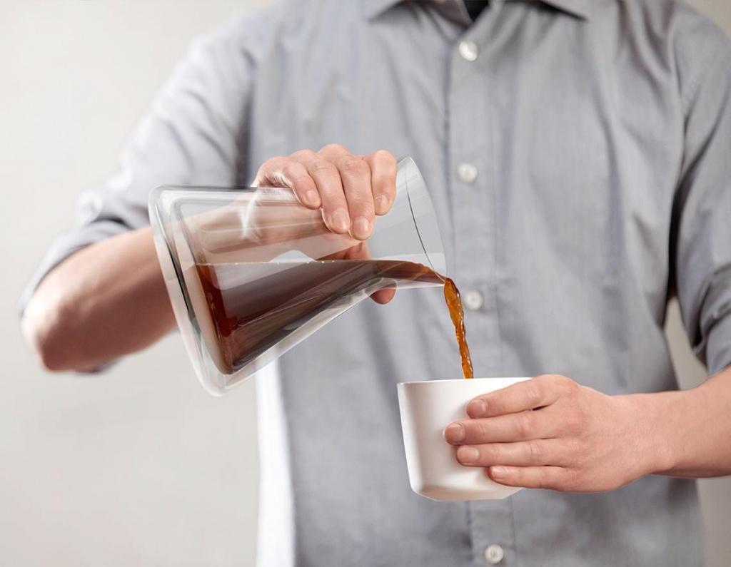 Кофеварка для смартфона Poppy Pour-Over